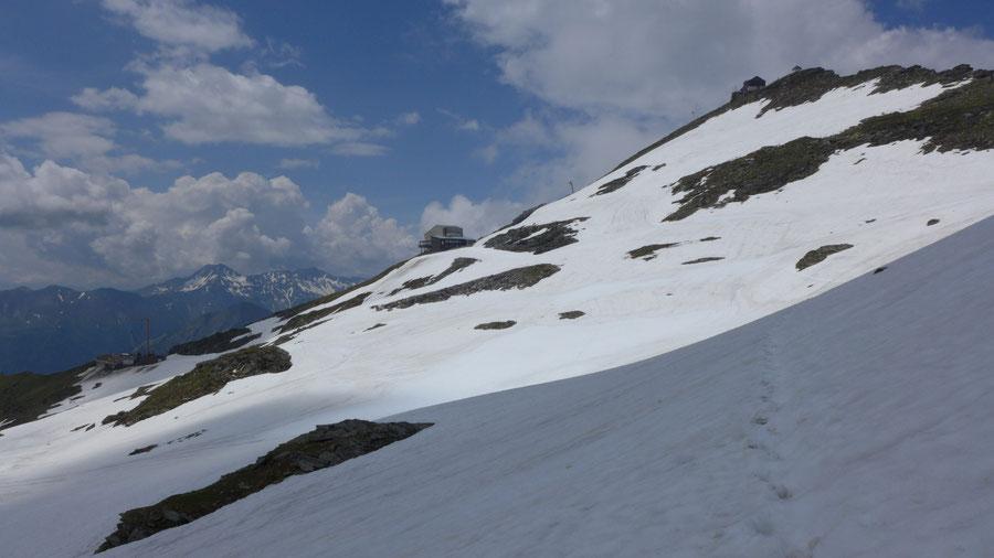 Grauleitenspitze - Ankogelbahn Bergstation - Wanderung, Bergtour, Hannoverhaus, Ankogel