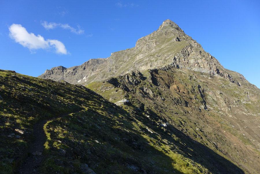 Schareck Neuwirtsteig - Steig am Nordostgrat - Bergtour, Klettersteig, Sportgastein