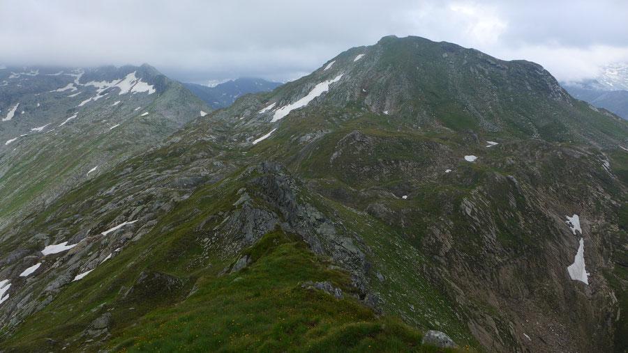 Mureck - Wanderung, Bergtour, Großarltal, Murtörl - Blick zum Schöderhorn