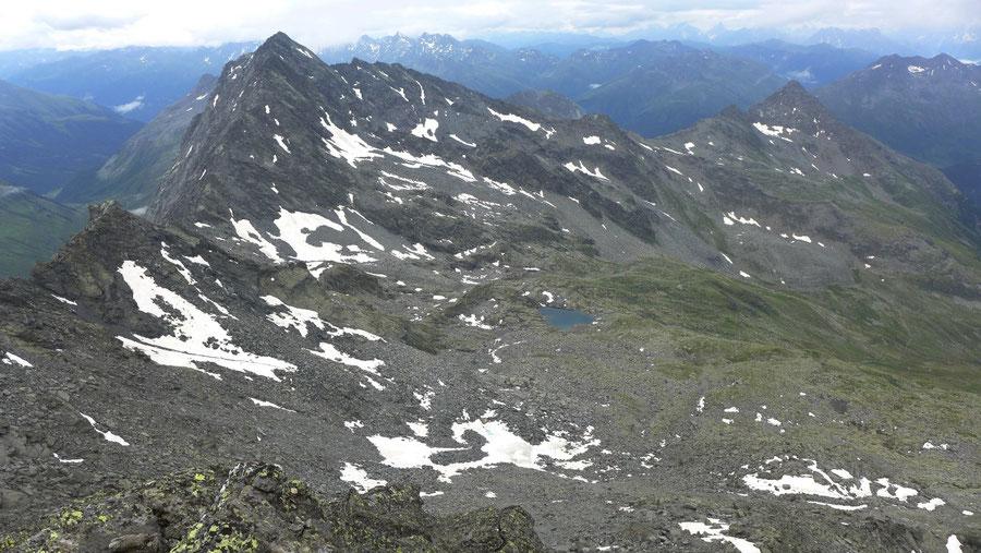 JWD Bergtouren Keeseck Alplesspitze
