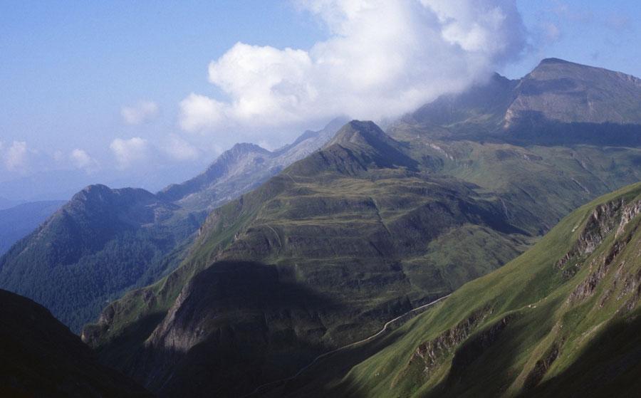 Pfunderer Höhenweg - Domenarspitze - Wanderung, Pfunderer Berge, Südtirol