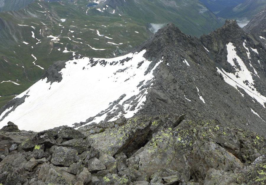 JWD Bergtouren Keeseck Ostgipfel
