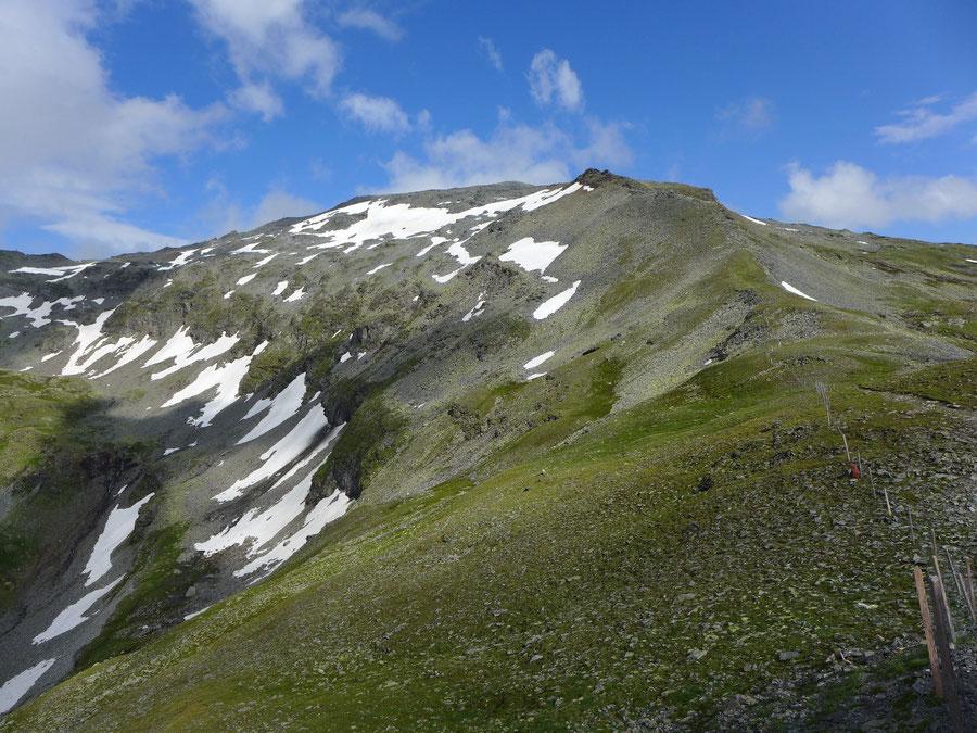 JWD Bergtouren Hörndl Hochgasser Abstieg Hochgasser 3