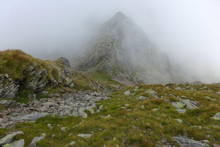 Rothorn - Südostgrat, Scharte - Bergtour, Kreuzeckgruppe, Kärnten