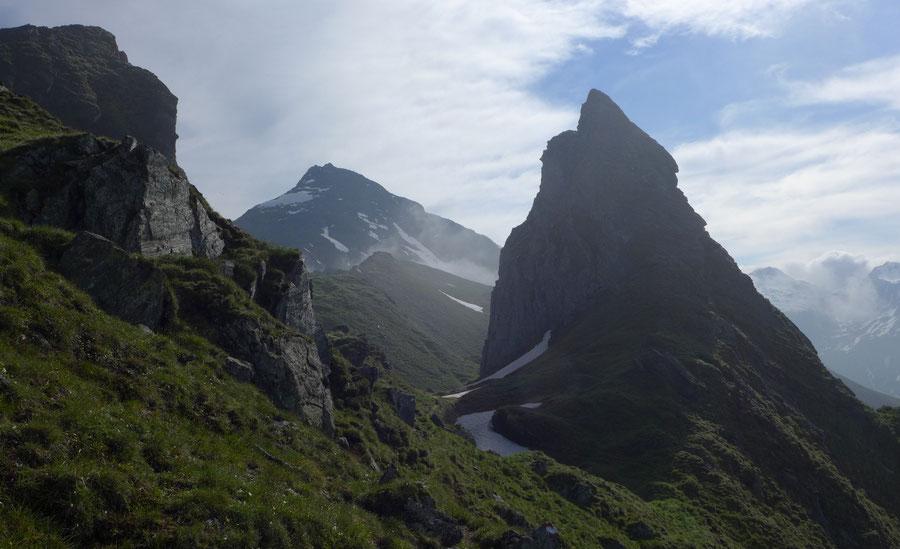 JWD Bergtouren Maresenspitze Törlköpfe