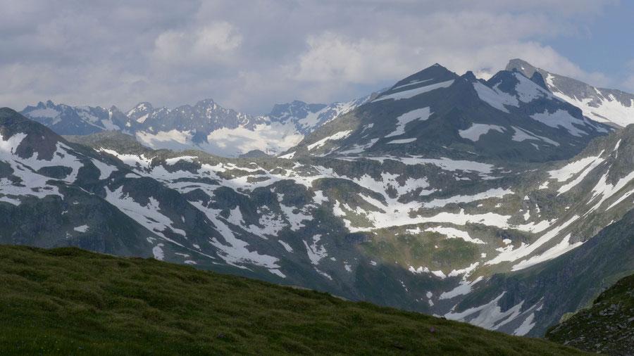 Vorderer Geiselkopf - Bergtour, Nordostgrat, Hagener Hütte - Gamskarlspitze, Woisgenköpfe