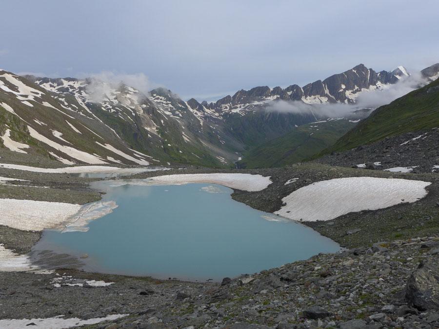JWD Bergtouren Keeseck Schmelzwassersee
