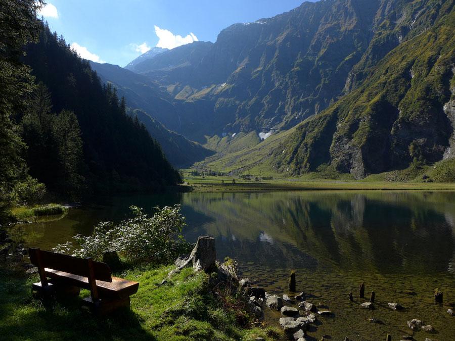 JWD Bergtouren Hörndl Hochgasser Hintersee