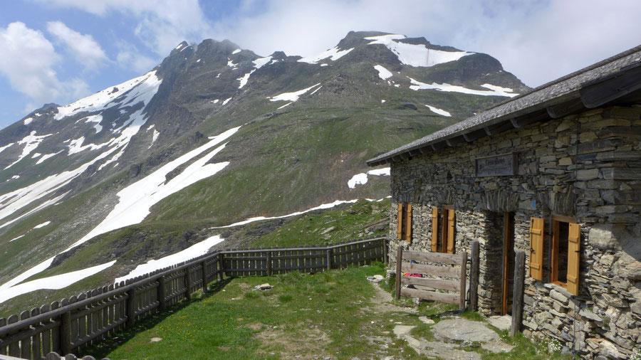 Hagener Hütte - Mallnitzer Tauernhaus - Wanderung, Mallnitzer Tauern, Jamnigalm, Sportgastein