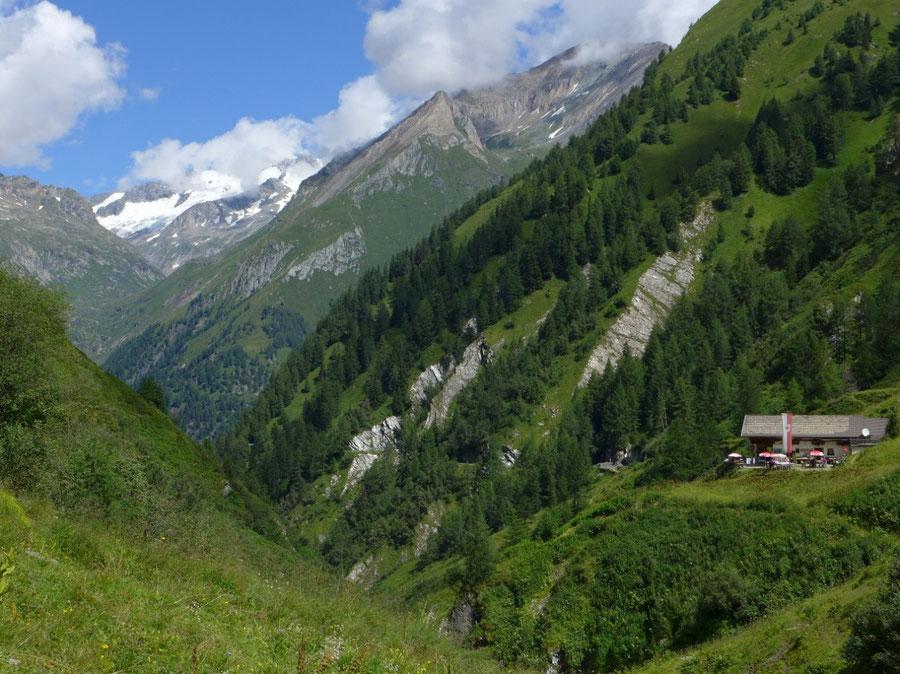 JWD Bergtouren Toinigspitze Lasnitzenhütte