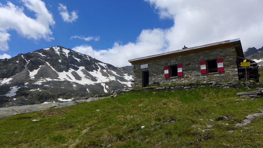 Zaubernock - Obere Mooshütte - Bergtour, Zandlacher Hütte, Reißeckgruppe, Kärnten