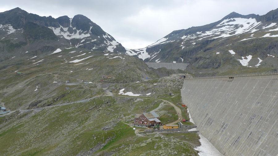 Reißeck Höhenweg - Reißeckhütte - Bergtour, Reißeckgruppe, Kärnten