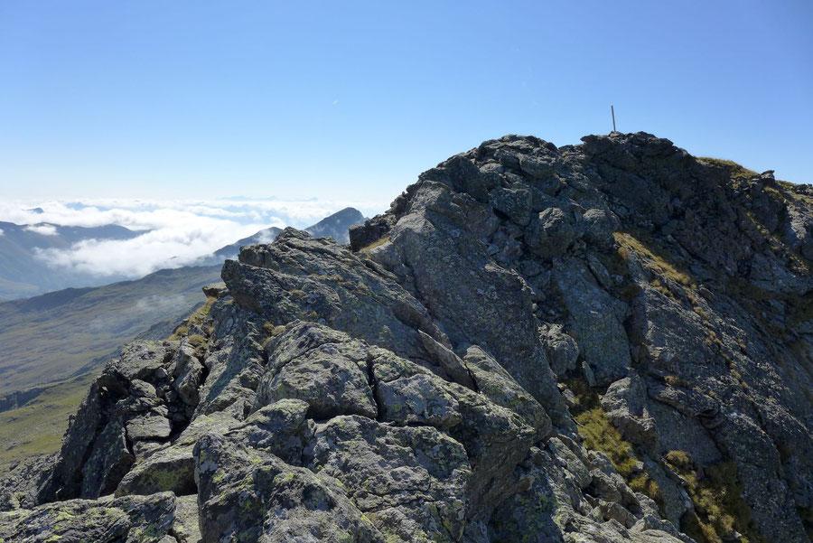Rothorn - Gipfel - Bergtour, Kreuzeckgruppe, Kärnten