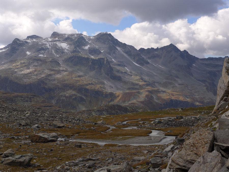 JWD Bergtouren Kapruner Törl Feuchtwiesen und Hohe Fürleg