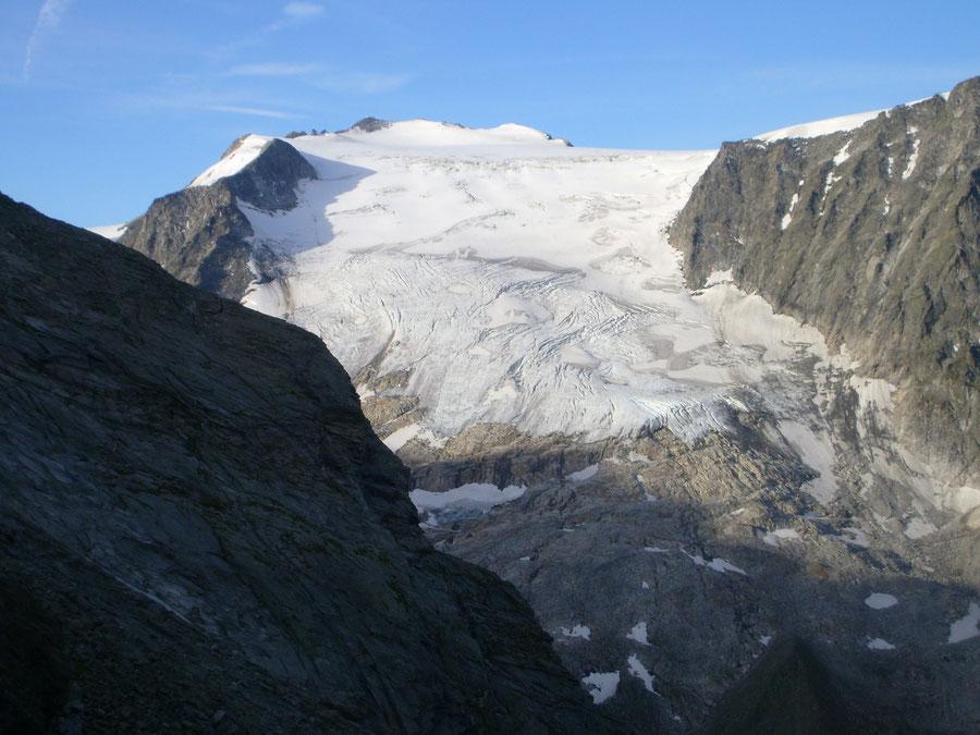 Lapenscharte - Schwarzenstein Floitenkees - Kasseler Hütte, Greizer Hütte - Wanderung, Bergtour, Zillertaler Alpen