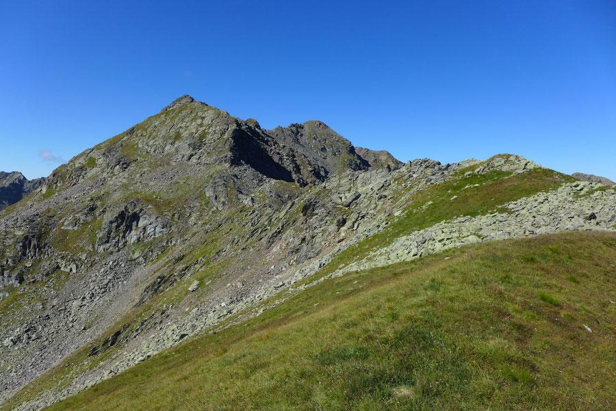 Kreuzeck - Punkt 2588 - Ostgrat, Bergtour, Feldnerhütte, Kreuzeckgruppe