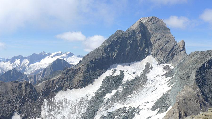 Hoher Eichham - Südgrat und Nillkees vom Säulkopf - Bergtour, Bonn-Matreier-Hütte, Osttirol