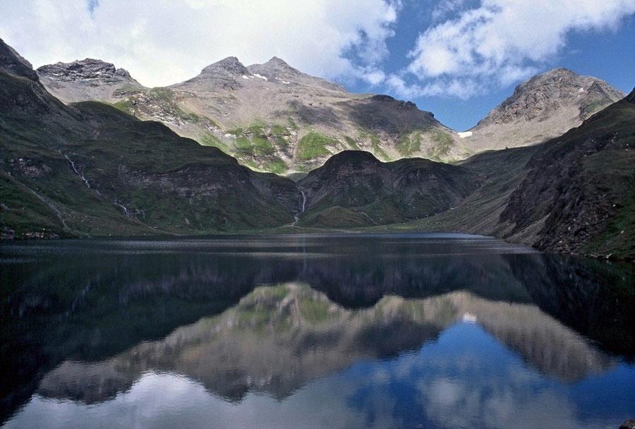 Pfunderer Höhenweg - Wilder See, Wilde Kreuzspitze - Wanderung, Pfunderer Berge, Südtirol