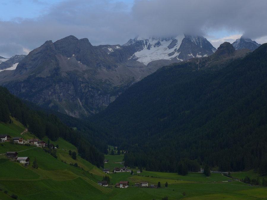 JWD Bergtouren Durreck- und Rieserfernergruppe Hochgall