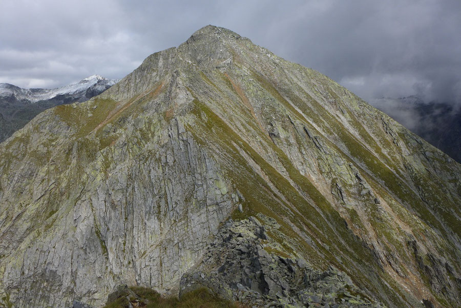 Kampleck - Dorneck von Südwesten - Bergtour, Reißeckgruppe, Mölltal, Kärnten