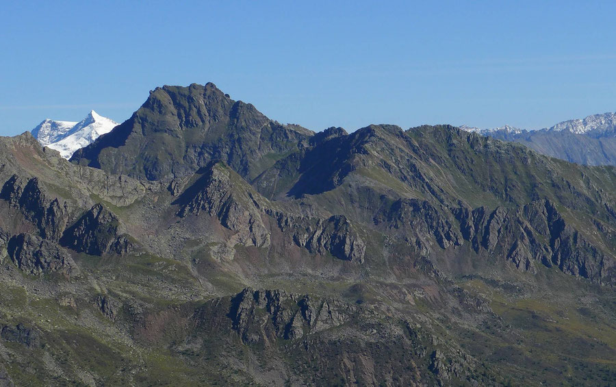 Polinik - Polinik vom Kaltseetörl - Normalweg, Bergtour, Kreuzeckgruppe, Kärnten