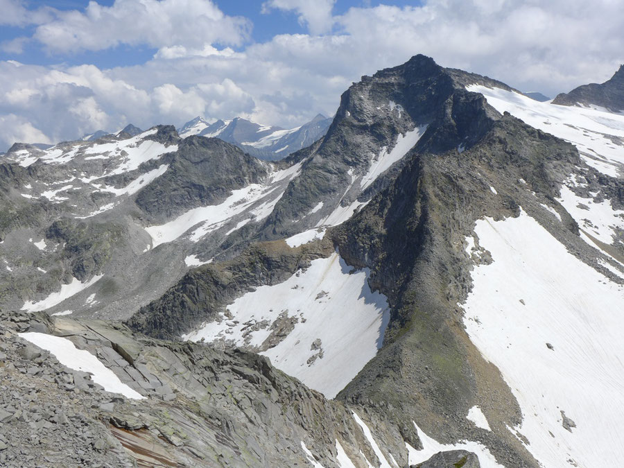 Großer Landeckkopf Südwestgrat - Stubacher Sonnblick - Bergtour, Granatspitzgruppe, Osttirol