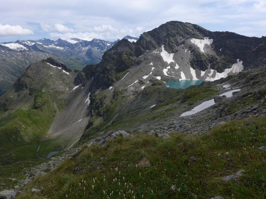 Wildenkogel - Wildensee - Bergtour, Badener Hütte, Wildenkogelweg