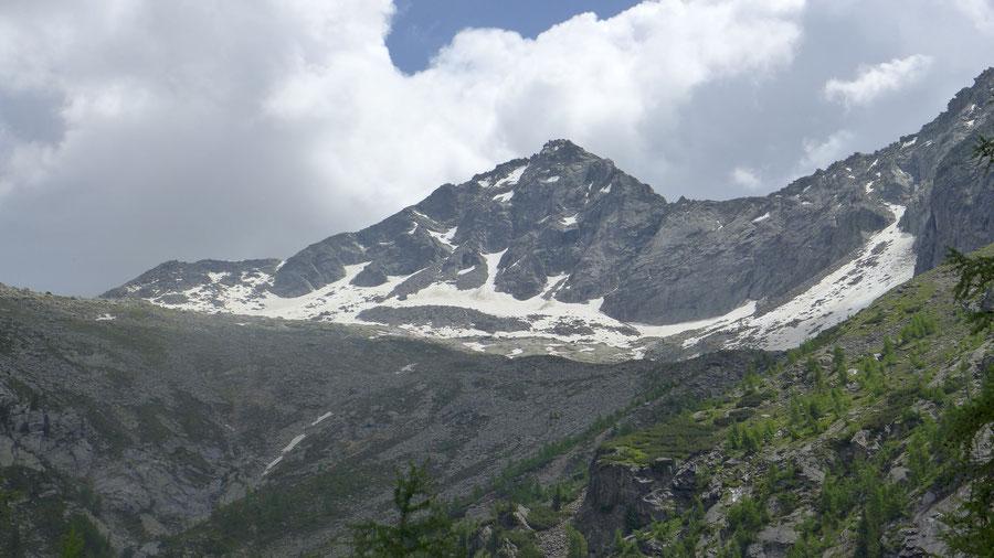 Kaponigtal - Tristenspitze - Wanderung, Reißeckgruppe, Mölltal, Kärnten