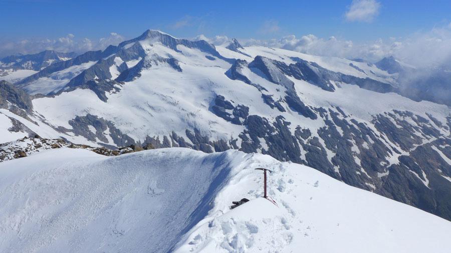 JWD Bergtouren Venedigergruppe Östliche Simonyspitze