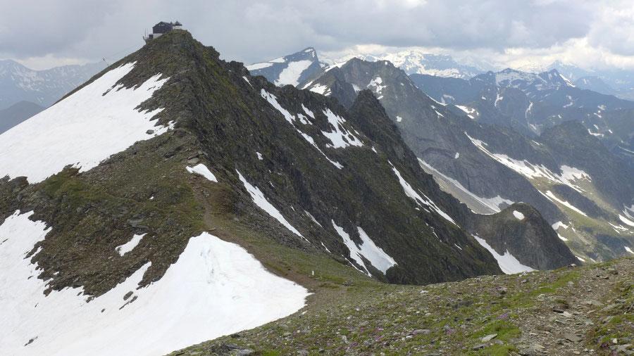 Grauleitenspitze - Tauernhauptkamm - Wanderung, Bergtour, Hannoverhaus, Ankogel