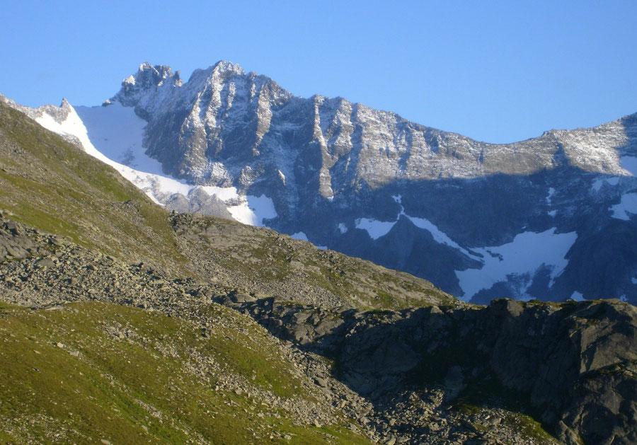 Keilbachspitze - Nordseite Stilluppgrund - Bergtour, Zillertaler Alpen, Ahrntal, Südtirol