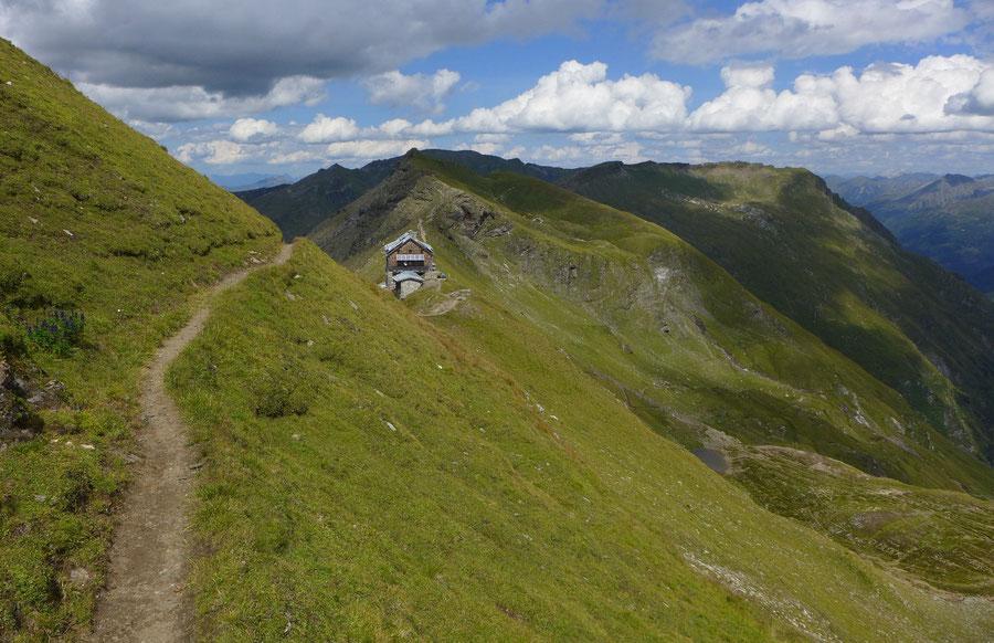 Schareck Pröllweg - Niedersachsenhaus - Bergtour, Klettersteig, Sportgastein