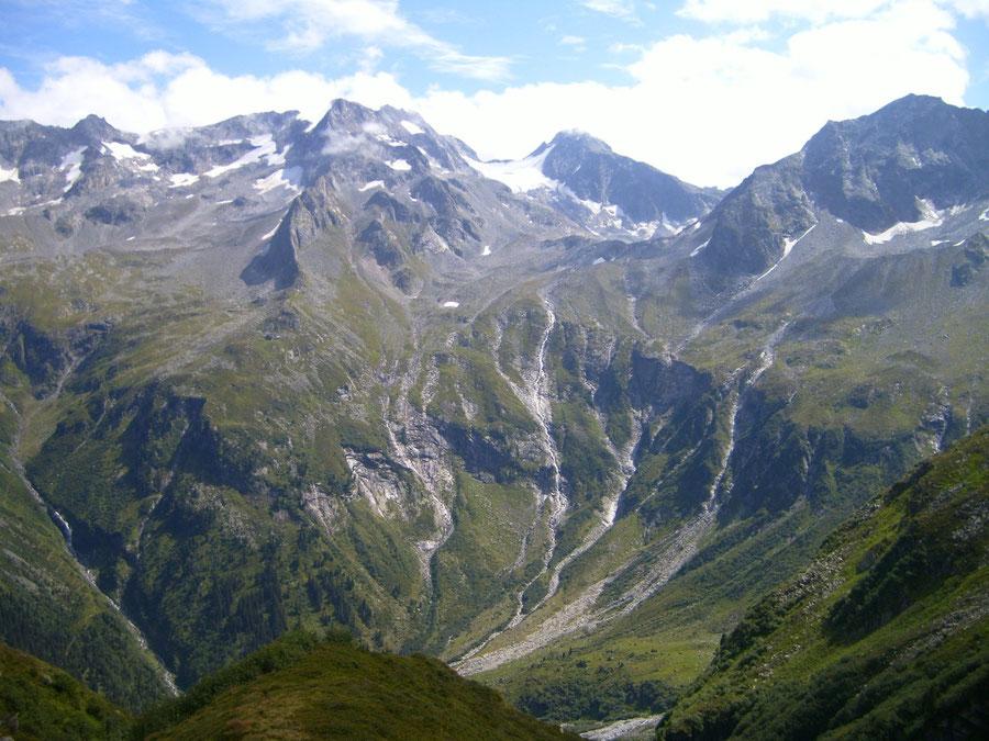 Lapenscharte - Stangenspitzen - Kasseler Hütte, Greizer Hütte - Wanderung, Bergtour, Zillertaler Alpen