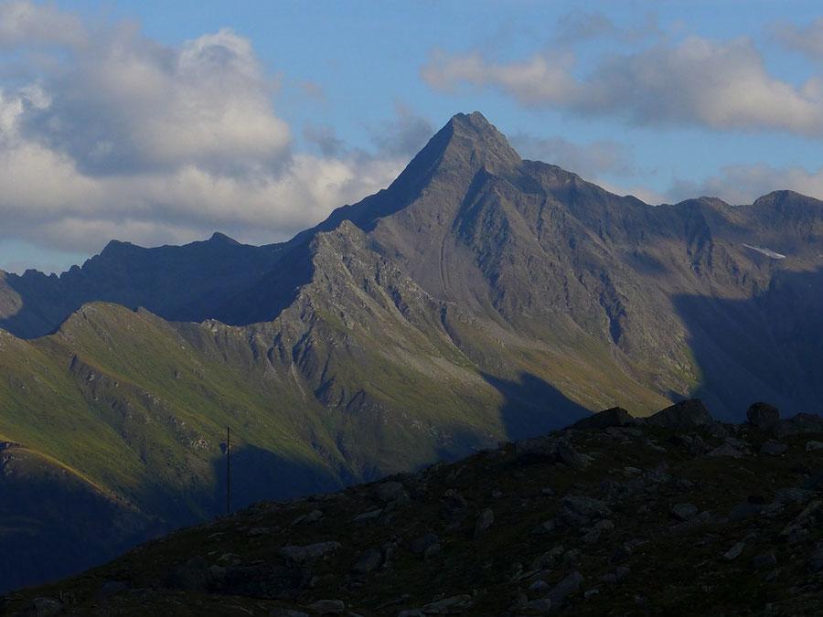 JWD Bergtouren Lasörlinggruppe Lasörling von Norden