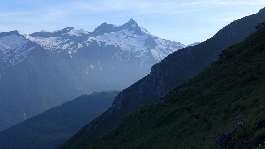 JWD Bergtouren Maresenspitze Steig vom Auernig zu den Törlköpfen 1