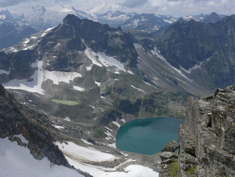 Großer Landeckkopf Südwestgrat - Amertaler See - Bergtour, Granatspitzgruppe, Osttirol