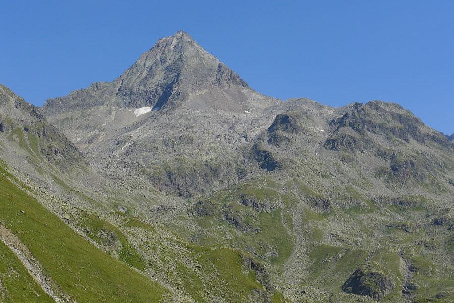 Leibnitztörl und Hochschoberhütte - Glödis - Bergtour, Franz-Keil-Weg, Lienzer Hütte