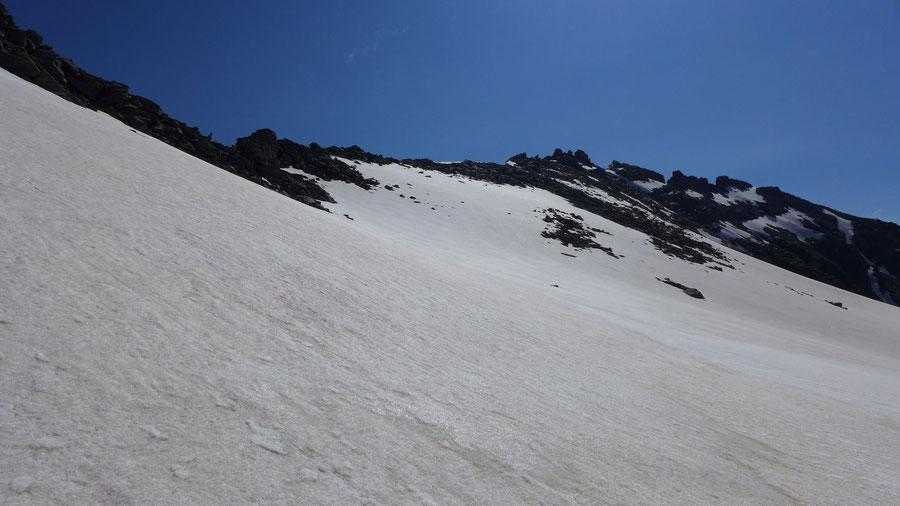 Zaubernock - Gwändscharte - Bergtour, Obere Mooshütte, Reißeckgruppe, Kärnten