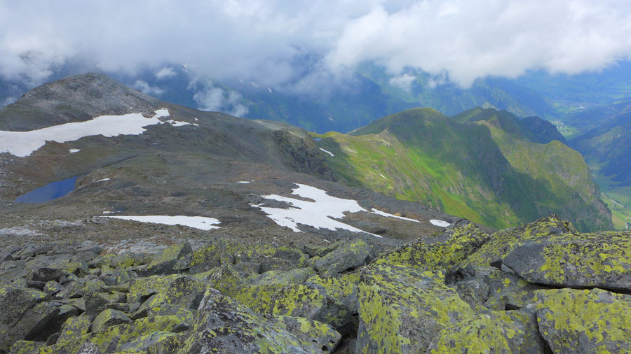 JWD Bergtouren Hörndl Hochgasser Hörndl-Westgrat