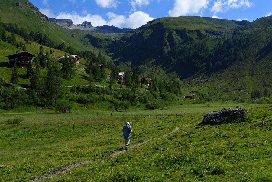 Hoher Sadnig - Astental, Astner Moos - Bergtour, Fraganter Hütte, Sadnighaus, Sadnigscharte