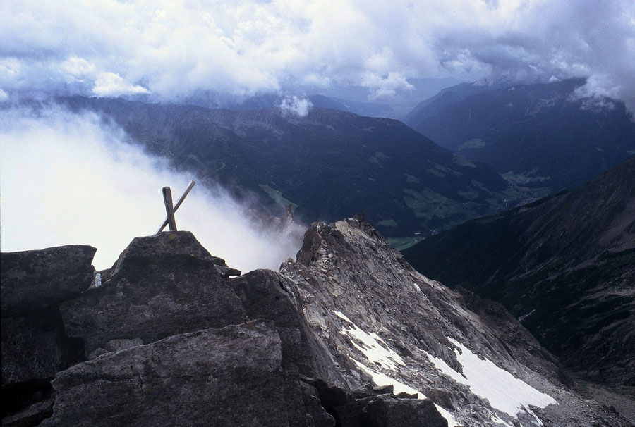 Keilbachspitze - Gipfel - Bergtour, Zillertaler Alpen, Ahrntal, Südtirol