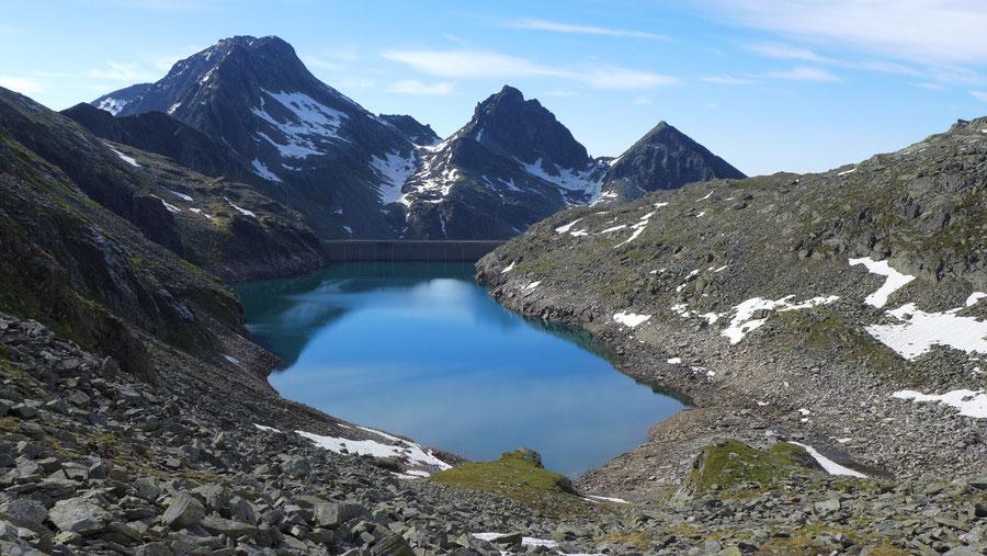 Reißeck Höhenweg - Hohe Leier und Kleiner Mühldorfer See - Bergtour, Reißeckgruppe, Kärnten