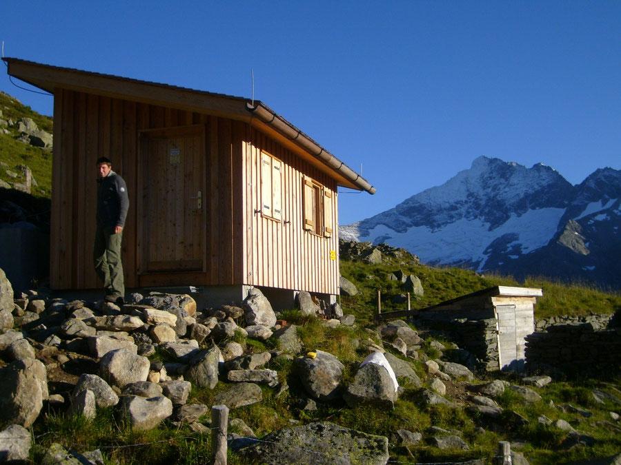 Rosswandspitze - Aschaffenburger Biwak - Bergtour, Zillertaler Alpen, Tirol