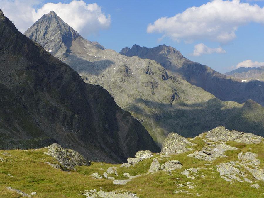 JWD Bergtouren Schobergruppe Der schöne Glödis