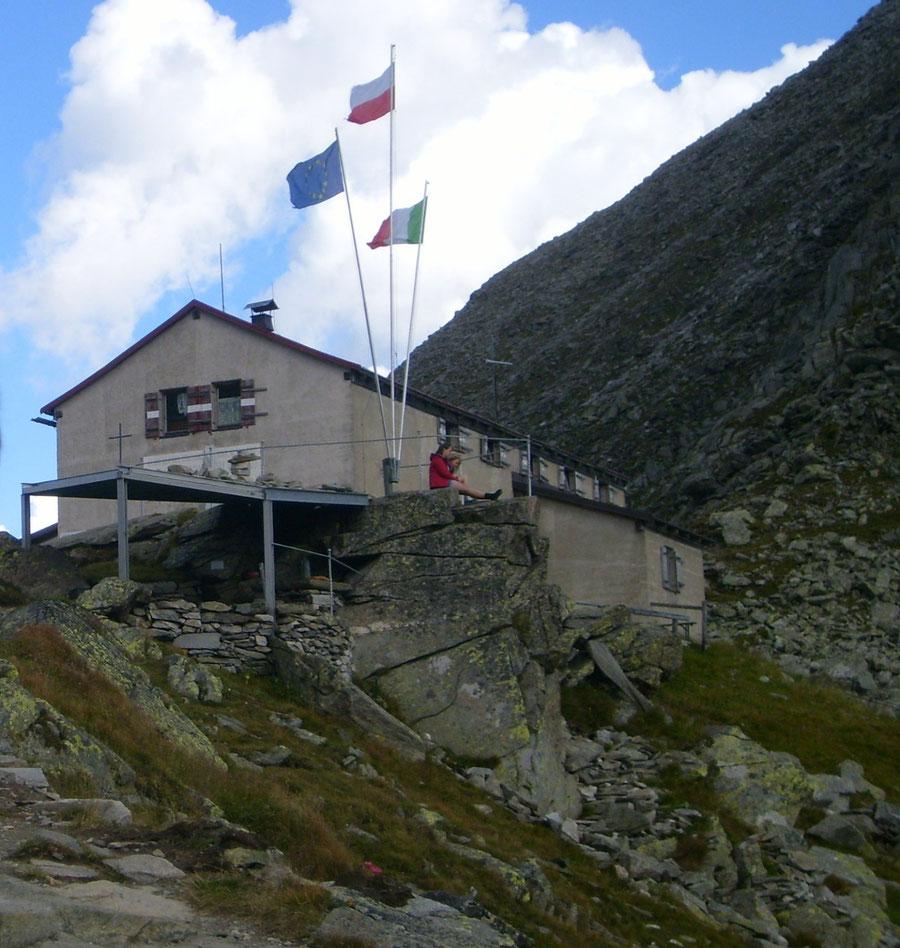 Stabeler Höhenweg - Chemnitzer Hütte Nevesjochhütte - Bergtour, Zillertaler Alpen, Südtirol