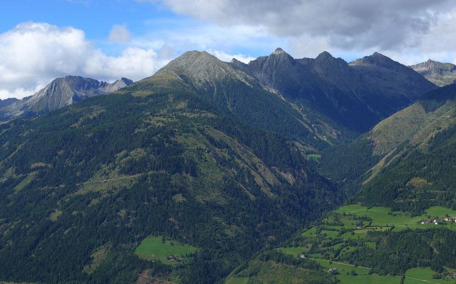 Kampleck - Kampleck Gamolnigkamm - Bergtour, Reißeckgruppe, Mölltal, Kärnten