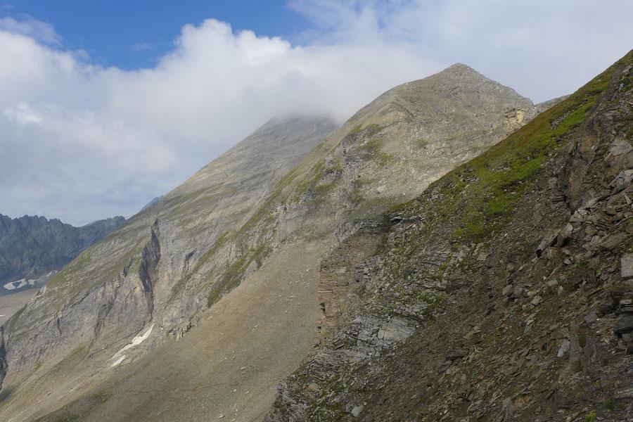 Kapuziner - Sinwelleck Vorgipfel - Bergtour, Großglockner Hochalpenstrasse, Kärnten