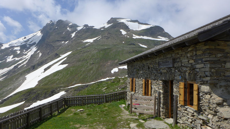 Vorderer Geiselkopf - Mallnitzer Tauernhaus - Bergtour, Nordostgrat, Hagener Hütte