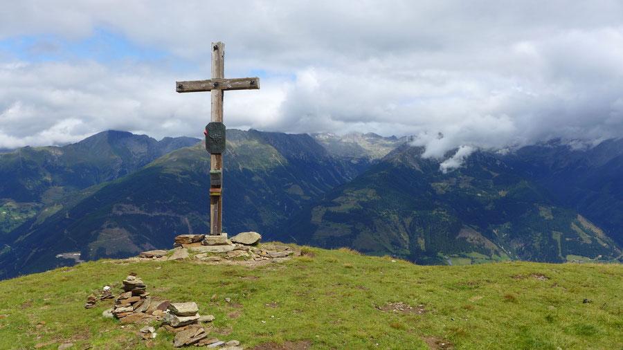 Polinik - Ebeneck Kreuz - Normalweg, Bergtour, Kreuzeckgruppe, Kärnten