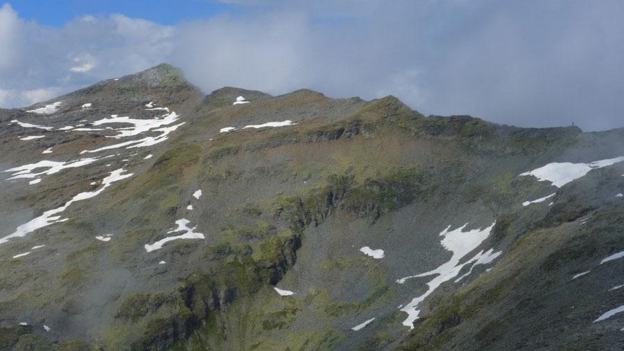 JWD Bergtouren Hörndl Hochgasser Abstieg Hochgasser 1